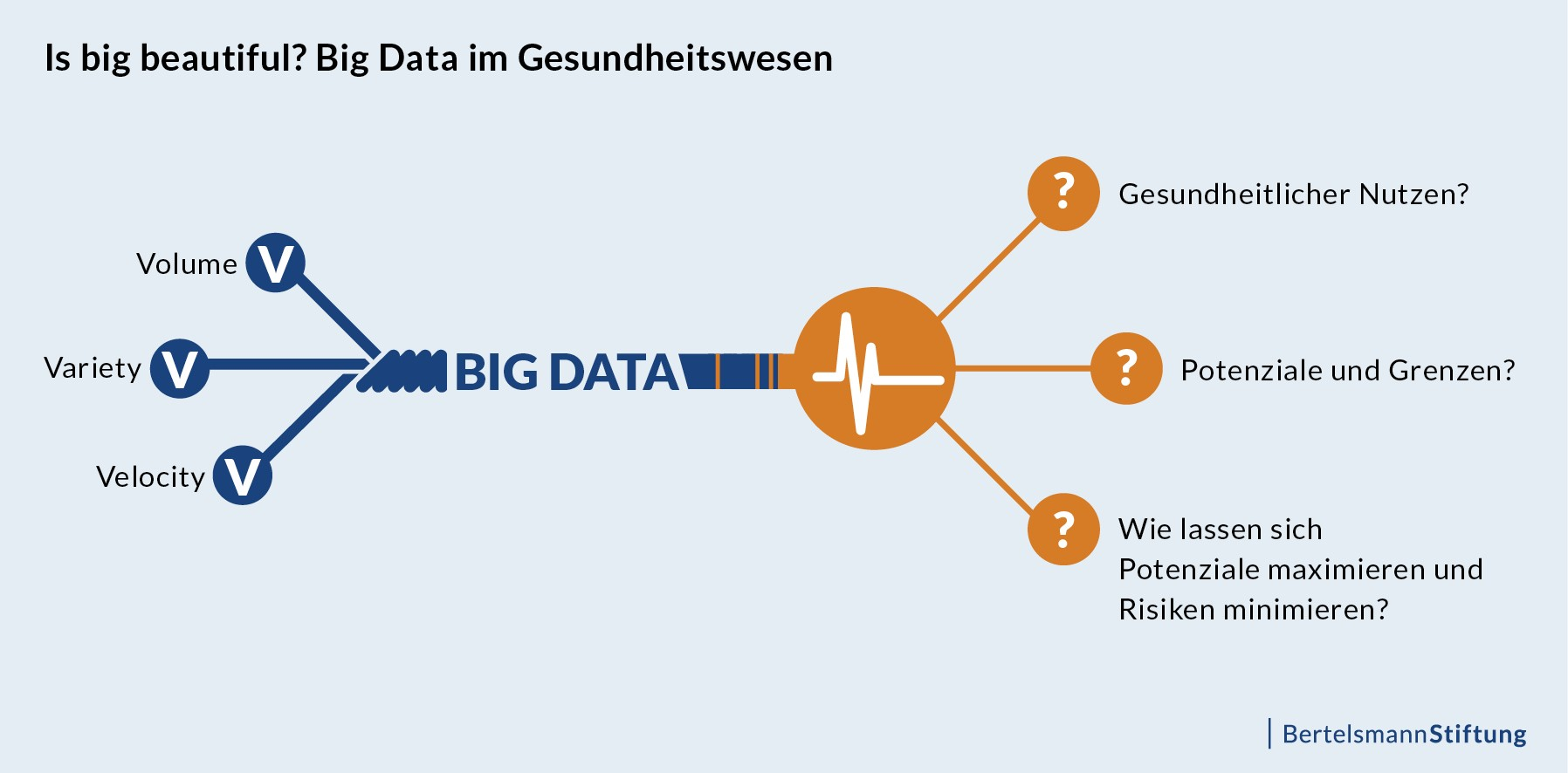 Is big beautiful? Big Data im Gesundheitswesen