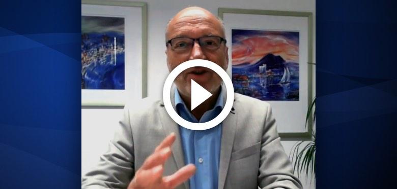 Skype-Gespräch mit Prof. Peter Haas zu Elektronischen Patientenakten