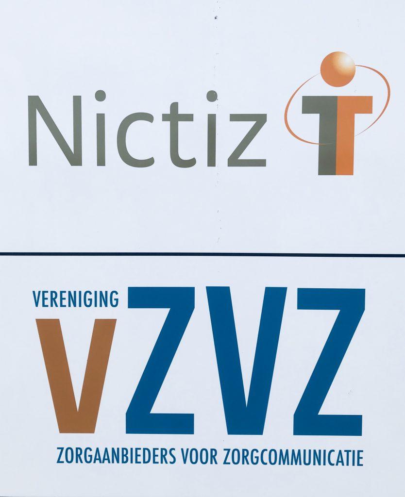VZVZ sichert den Betrieb und NICTIZ setzt die Standards für den Datenaustausch (Bildnachweis: eigene Aufnahme)